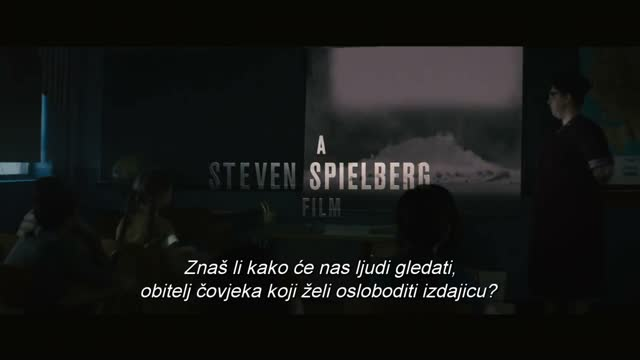 Most špijuna / Trailer