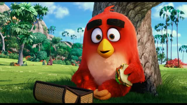 Angry Birds / Trailer