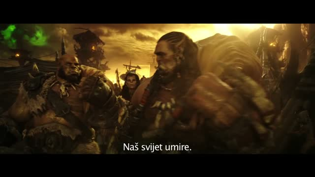 Warcraft: Početak / Trailer