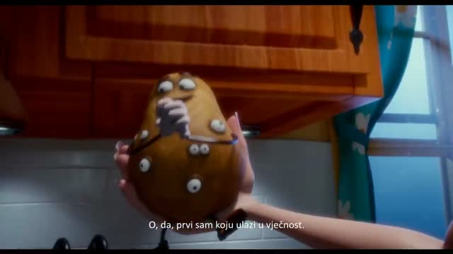 Sausage Party / Trailer