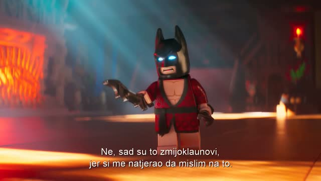 Lego Batman film / Trailer